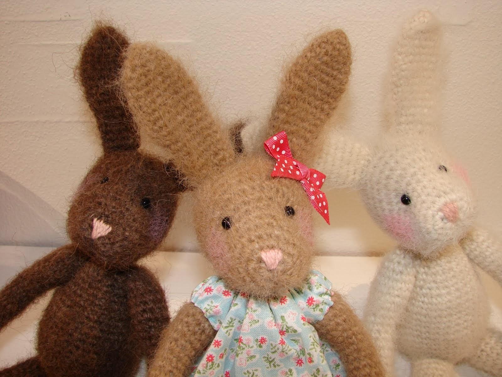 En lille kanin