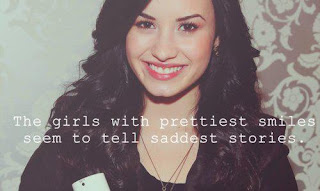 demi lovato girl quote wallpaper