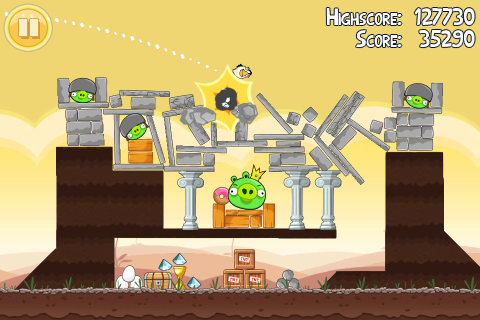 Angry Birds games android