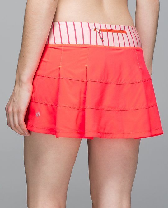 lululemon pace-rival-skirt-coral