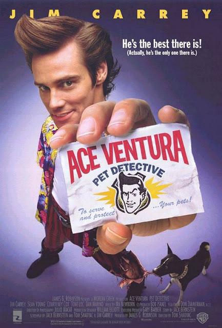 Ace Ventura 1 Pet Detective เอซ เวนทูร่า นักสืบซุปเปอร์เก๊ก