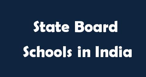 State Board Schools in India