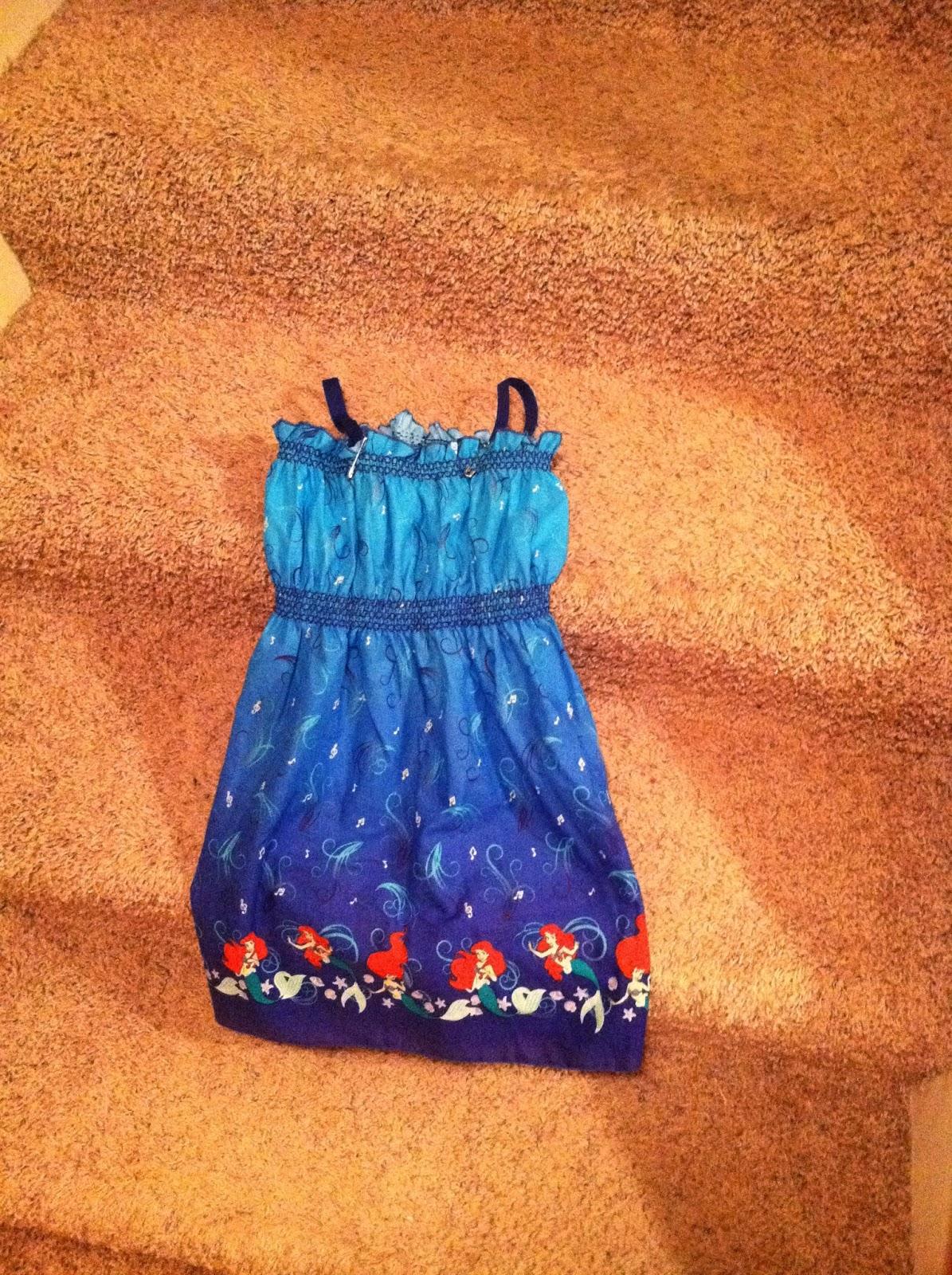 how to sew a mock smock dress, ariel dress