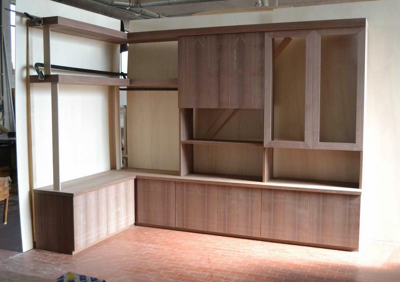 Fabbrica Mobili Da Soggiorno : Mobile da soggiorno progettato e realizzato in fabbrica
