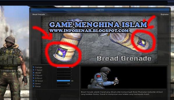 Game Online Menghina Islam