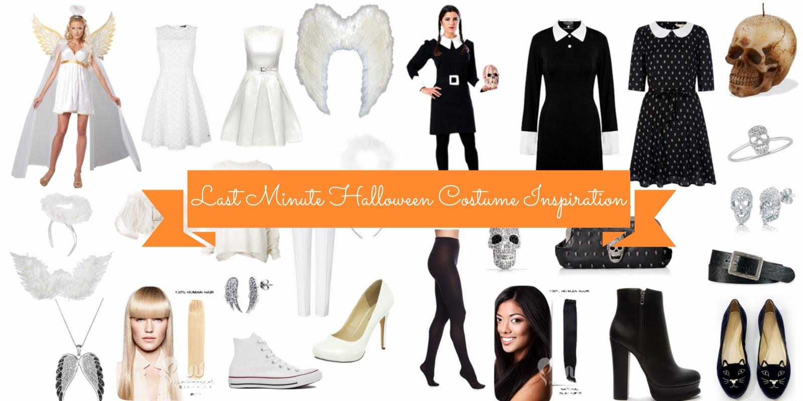 last minute halloween costume inspiration fashion fairytale. Black Bedroom Furniture Sets. Home Design Ideas
