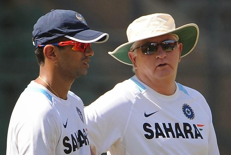 Duncan-Fletcher-Rahul-Dravid