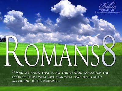 Romans 8:28 Faith Bible Verse