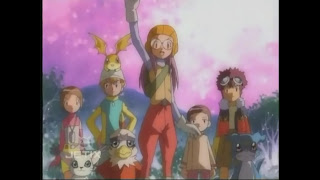 Digimon Adventure 02 Digi Destined TK Kari Davis Cody Yolei