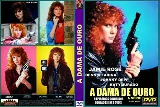 A DAMA DE OURO - SÉRIE DE TV