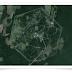 Extraño Hexagrama gigante visto desde Google maps
