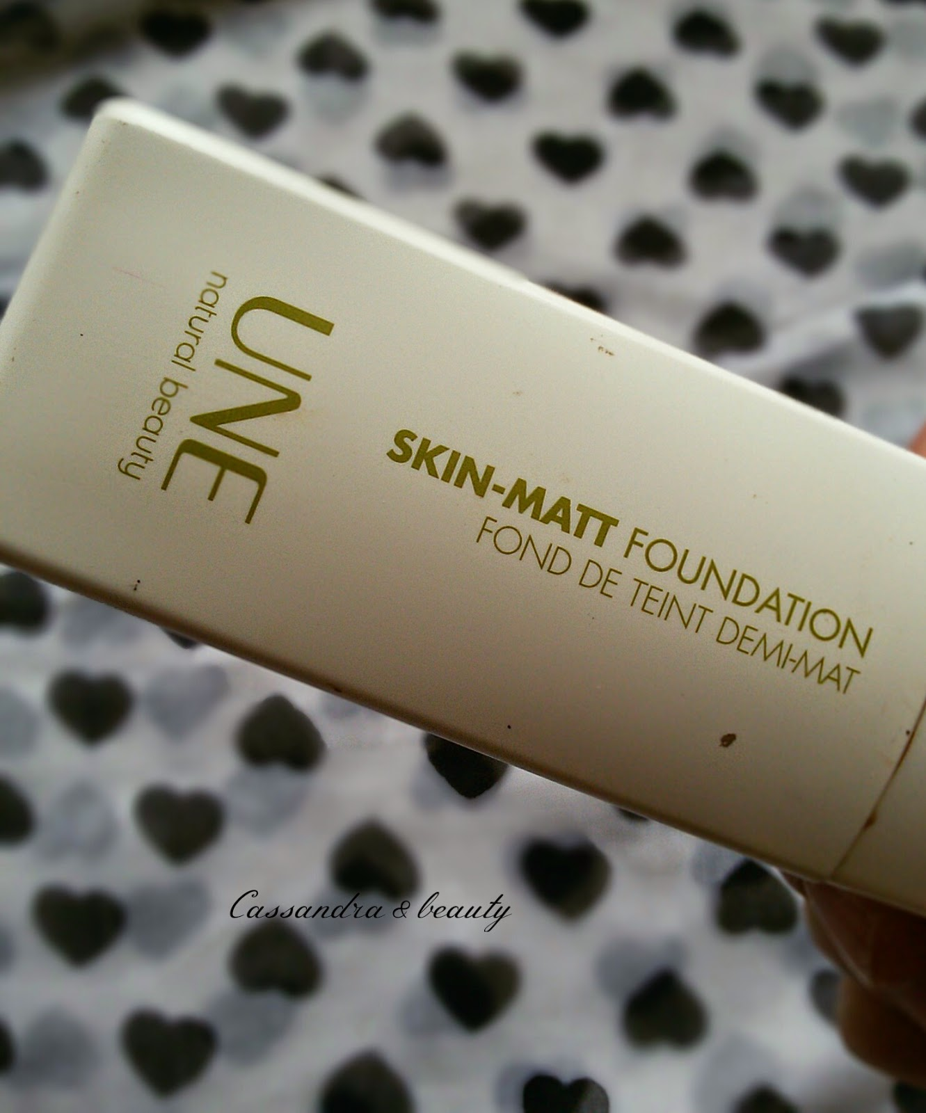 I'm in love with.. #4: foundation!