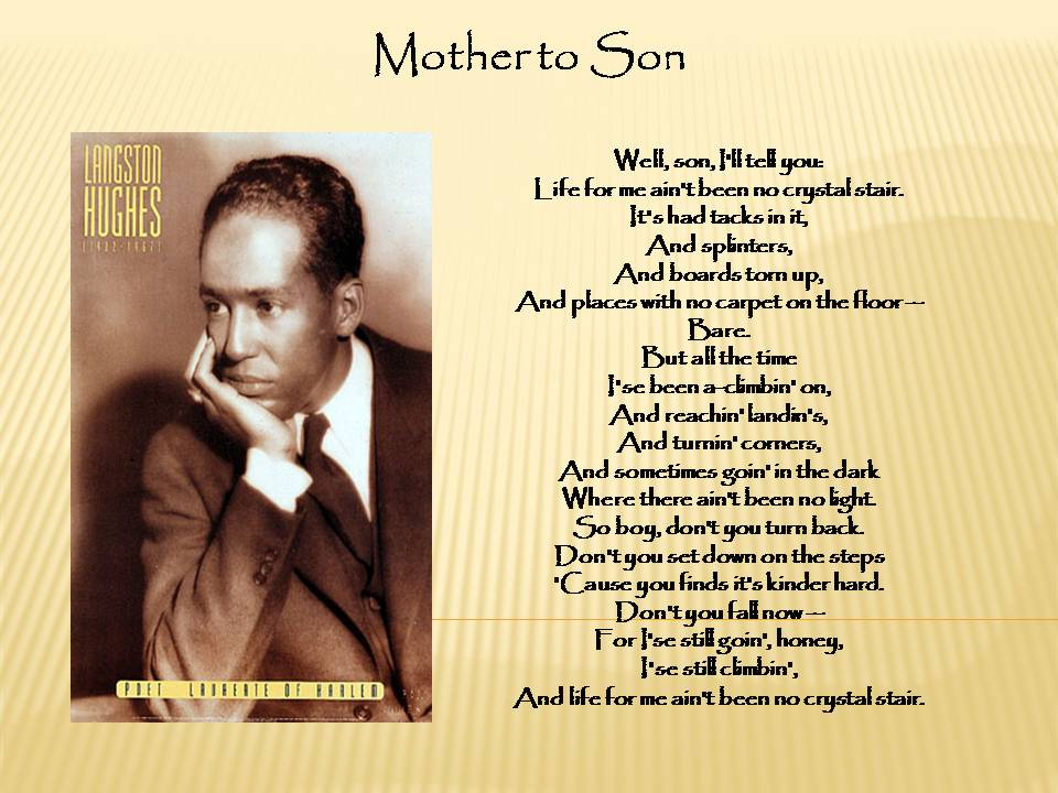 Quotes poems amp sayings mother son