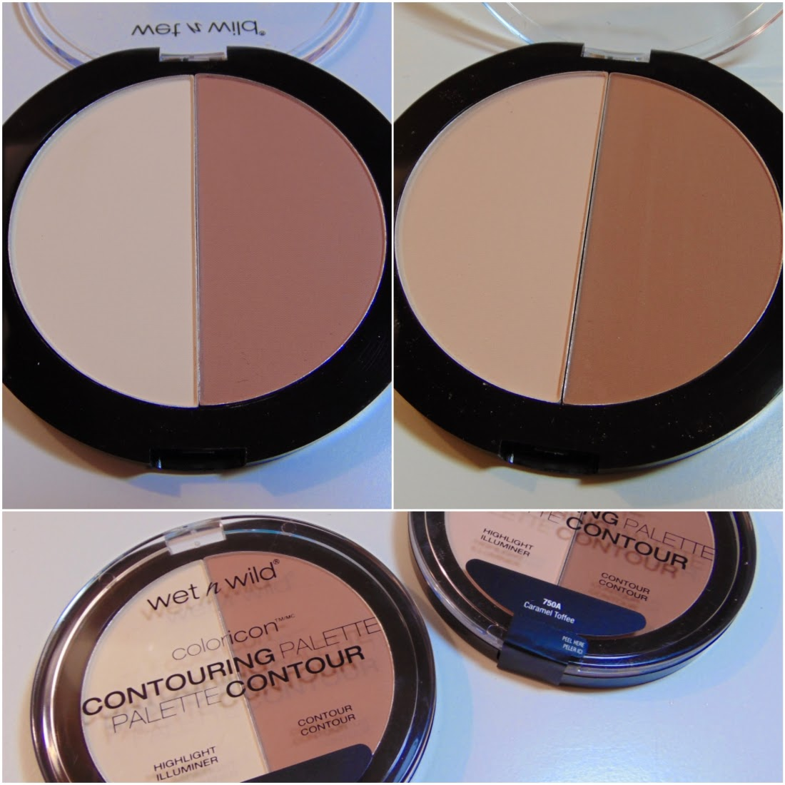 eyeshadow couture review wet n wild coloricon contouring palettes. Black Bedroom Furniture Sets. Home Design Ideas