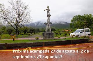 ACAMPADA DE VERANO salugral