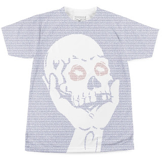 Hamlet Tee from Litographs