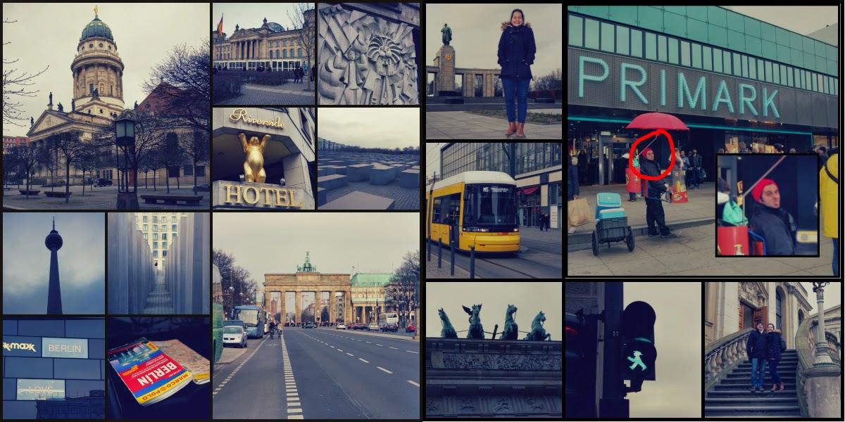 Procházka po Berlíně