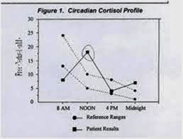 loss of circadian rhythm