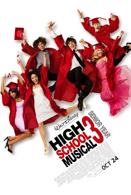Watch High School Musical 3: Senior Year 2008 BRRip Hollywood Movie Online | High School Musical 3: Senior Year 2008 Hollywood Movie Poster