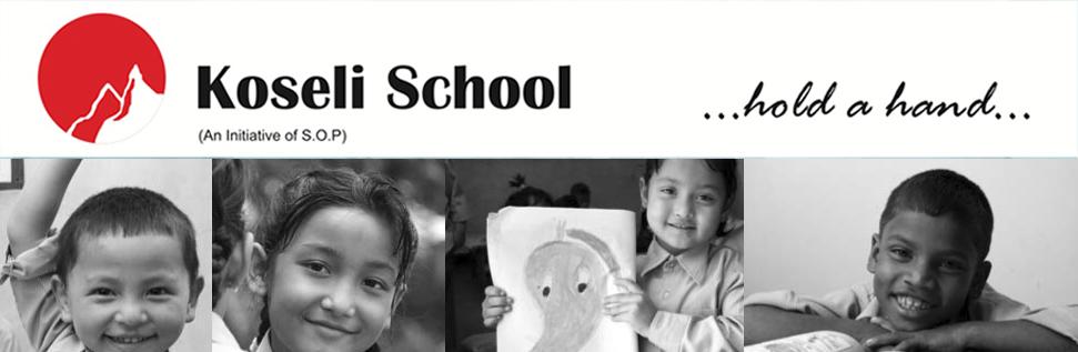 Koseli  School-  hold a hand...