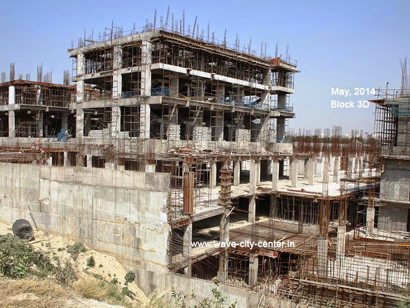 Construction Update May 2014 Block 3D