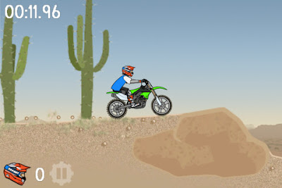 Game Moto X Mayhem cho iphone
