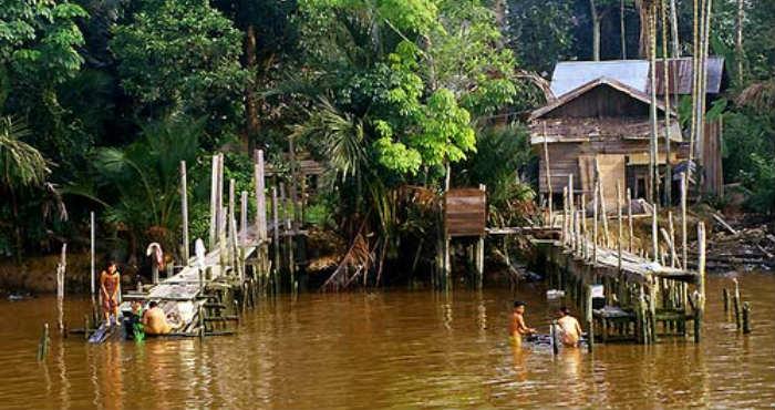 Legenda Sungai Siak Sri Indrapura Yang Merupakan Sungai Angker