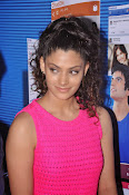 Rey Heroine Saiyami Kher Photos in Pink Top-thumbnail-12