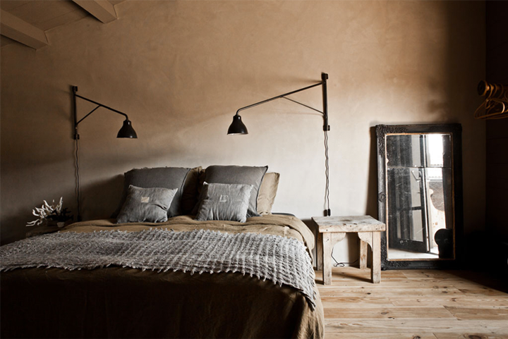 Gorgeous holiday home in france 79 ideas bloglovin for Bedroom ideas earth tones