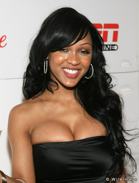 Meagan Good Hairstyles Pics Hot Famous Celebrities