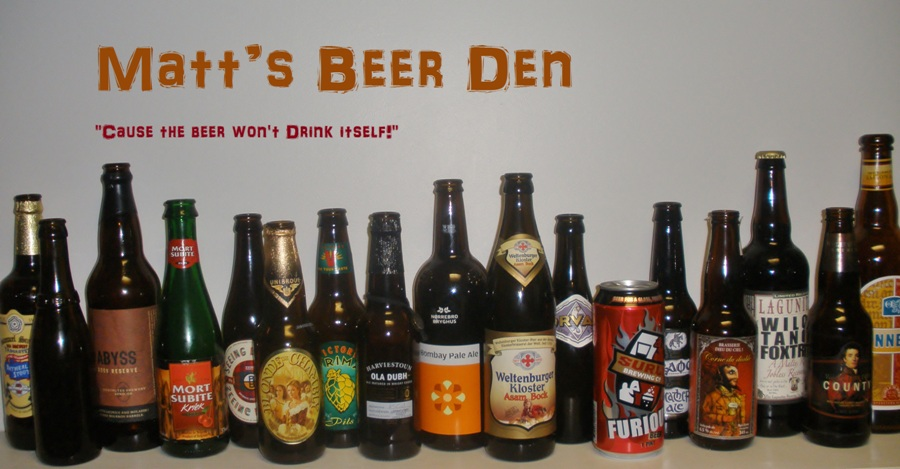 Matt's Beer Den