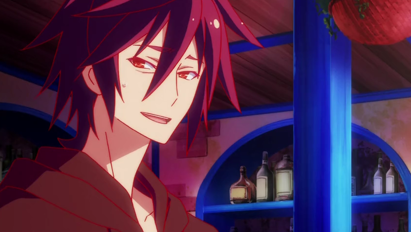 No Game No Life Episode 1 Subtitle Indonesia
