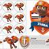 Paw Patrol: Zuma Free Printable Mini Kit.