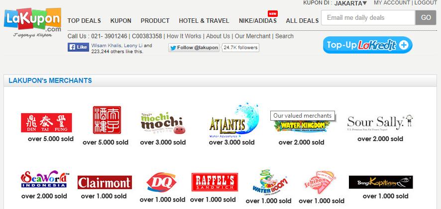 Pengalaman berbelanja Online Tak Terlupakan di LaKupon.com