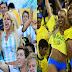 Persamaan Dan Perbedaan Suporter Sepak Bola Brasil dan Argentina