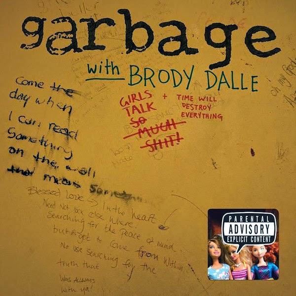 Garbage - Girls Talk - Single  Cover