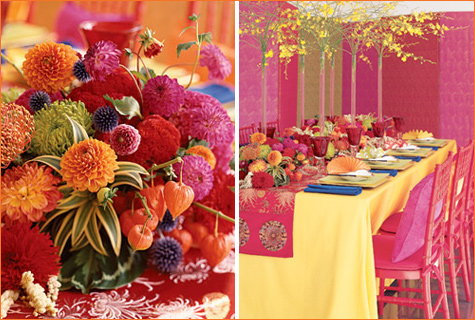 Brideindream 2012 for Asian wedding house decoration ideas