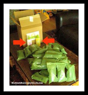 BabyGanics shipping