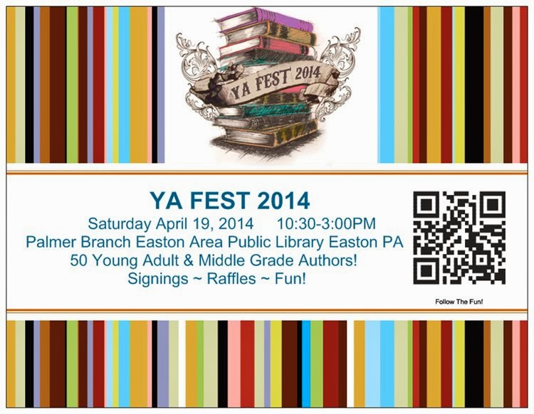 EXCITED ABOUT YA FEST?