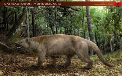 creodonta Sarkastodon