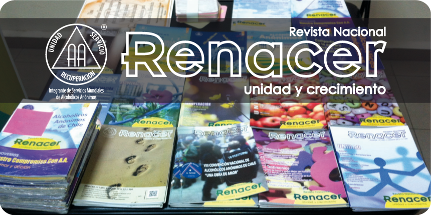 Revista Renacer A.A.