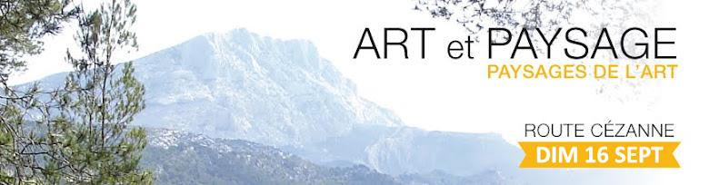 Art et paysage, paysages de l'art