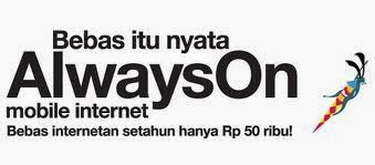 paket internet three aon
