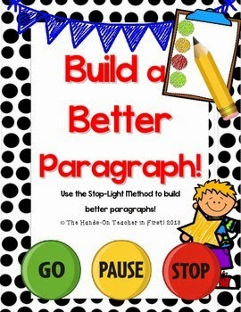 http://www.teacherspayteachers.com/Product/Writing-Building-Better-Paragraphs-932154