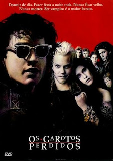 Trilogia Os Garotos Perdidos - Torrent DVDRip Download (The Lost Boys) (1987-2008-2010) Dual Áudio