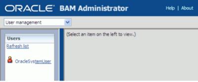 BAM Admin