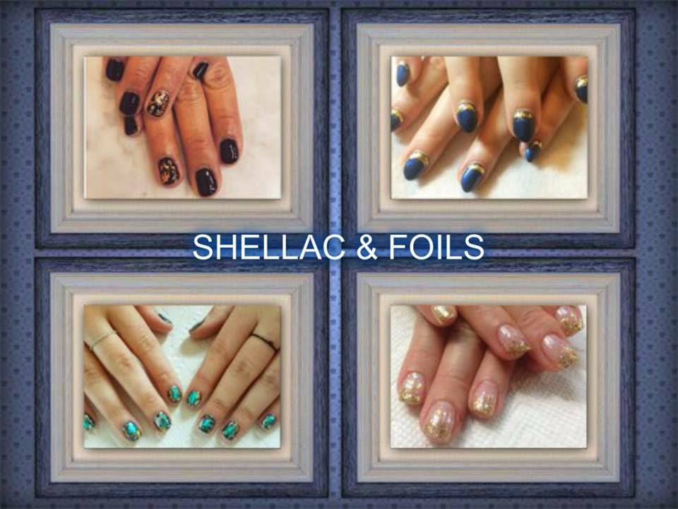 Shellac Foils