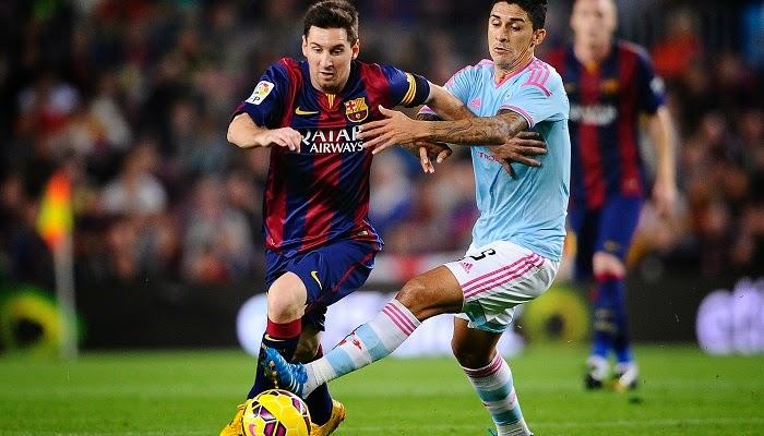 Barcelona vs Celta Vigo en vivo