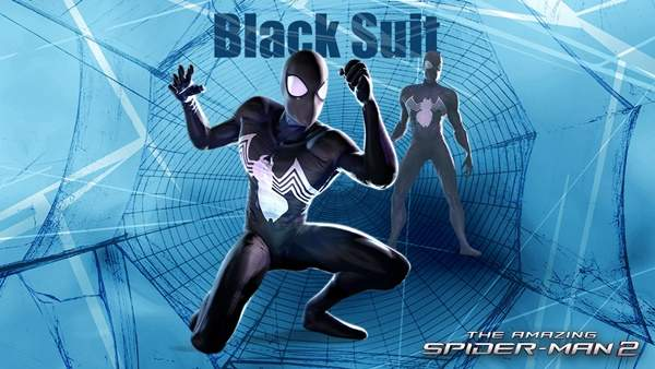 Amazing Spider-Man 2 - Black Suit: