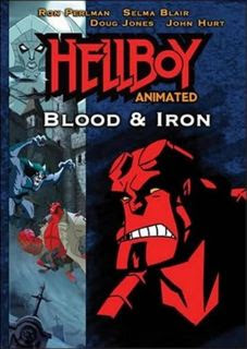 Hellboy Animado: Blood and Iron &#8211; DVDRIP LATINO
